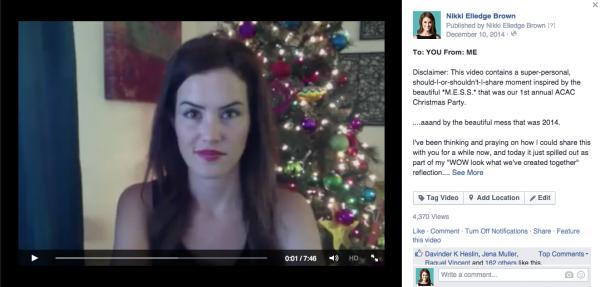 2014 Facebook Video