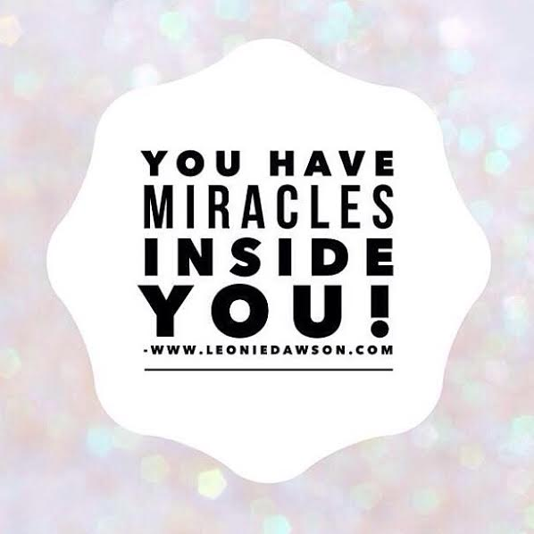 Miracles Inside You
